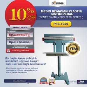 Jual Mesin Pedal Sealer di Semarang