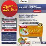 Jual Egg Roll Gas 10 Lubang GRILLO-GS10 di Semarang