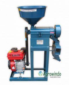 Jual Mesin Pengupas Gabah Menjadi Beras (Rice Mill) AGR-GRP80 di Semarang