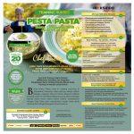 Training Sukses Pesta Pasta, Sabtu 03 Agustus 2019