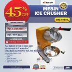 Jual Mesin Ice Crusher MKS-CRS30L di Semarang
