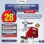 Jual Mesin Giling Daging Mini di Semarang-ARDIN