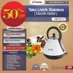 Jual Teko Listrik Stainless (Electrik Kettel) ARD-KT12 di Semarang
