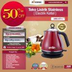 Jual Teko Listrik Stainless (Electrik Kettel) ARD-KT11 di Semarang