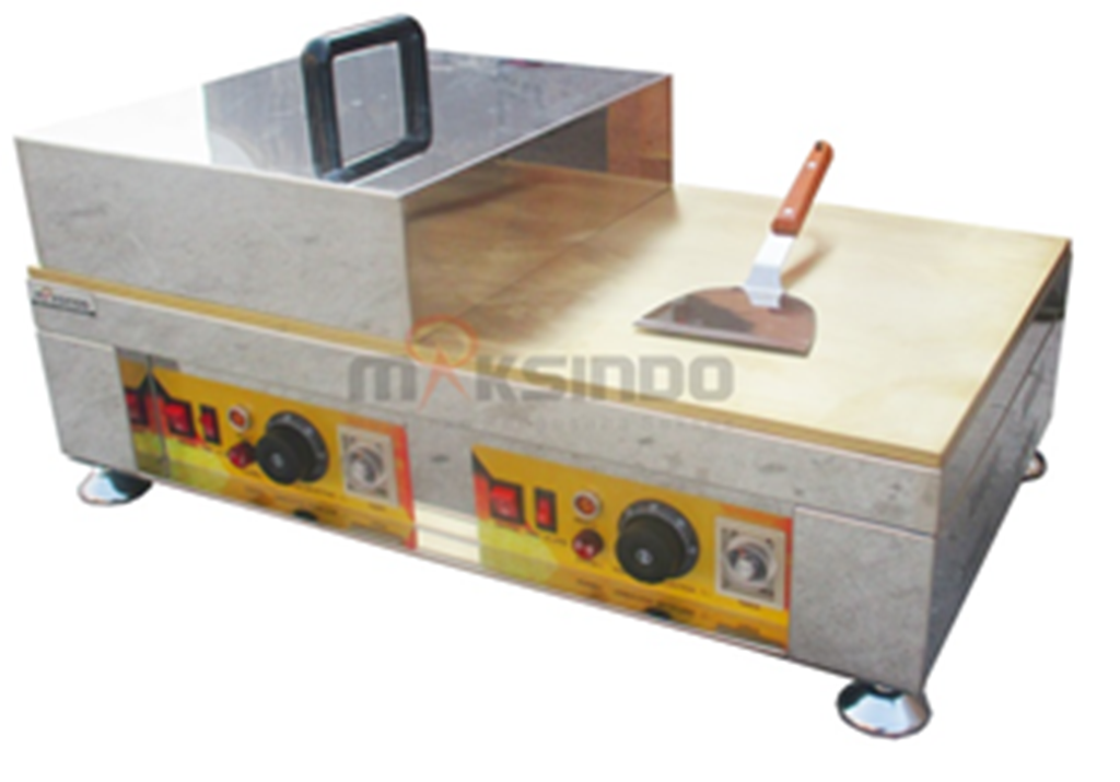 Jual Mesin Pembuat Pancake Souffle (Souffle Machine) MKS-SFL02 di Semarang