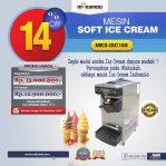 Jual Mesin Soft Ice Cream ISC-16S di Semarang