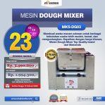 Jual Mesin Dough Mixer MKS-DG03 di Semarang