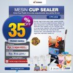 Jual Mesin Cup Sealer CPS-959 di Semarang