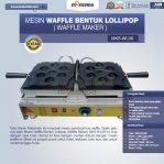 Jual Mesin Waffle Bentuk Lollipop (Waffle Maker) MKS-WL06 di Semarang