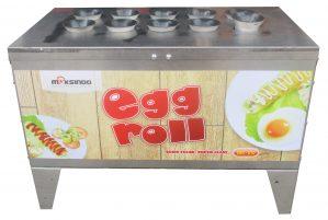 Jual Mesin Pembuat Egg Roll ERG-010 di Semarang