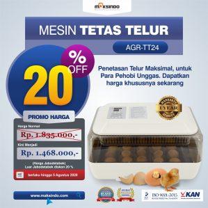 Jual Mesin Tetas Telur (AGR-TT24) di Semarang