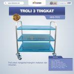 Jual Troli 3 Tingkat MKS-TRY3 di Semarang