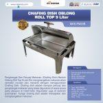 Jual Chafing Dish Oblong Roll Top – 9 Liter (MKS-PM23B) di Semarang