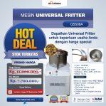 Jual Mesin Universal Fritter QS508A di Semarang