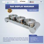 Jual Rak Display Makanan MKS-SFD3A di Semarang