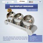 Jual Rak Display Makanan MKS-SFB315 di Semarang