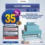 Jual Mesin Shrink Untuk Pengemasan Produk Dalam Plastik BSD-200 di Semarang