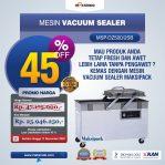 Jual Mesin Vacuum Sealer Type DZ-500/2SB di Semarang
