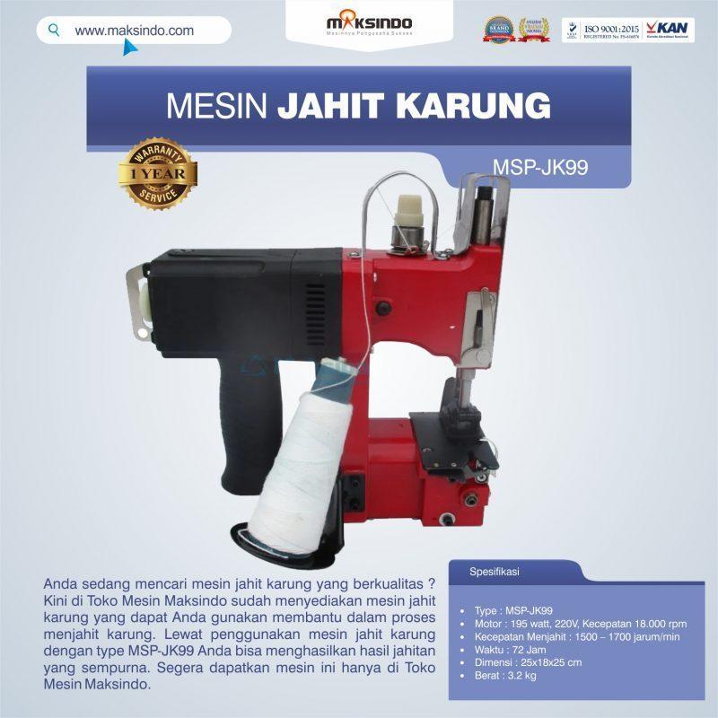 Jual Mesin Jahit Karung MSP-JK99 di Semarang