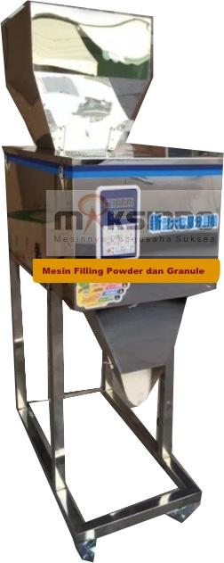 Jual Mesin Filling Tepung dan Biji (20-1200gr) di Semarang