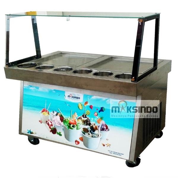 Jual Mesin Roll Fry Ice Cream RIC36x2 di Semarang
