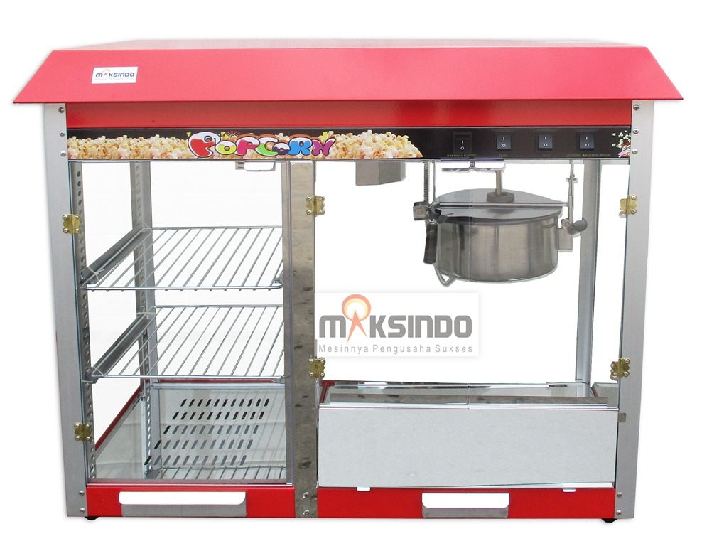 Jual Mesin Popcorn Plus Display (POP33) di Semarang